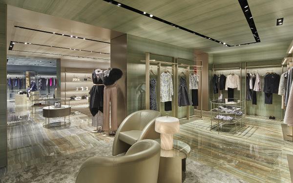 Giorgio Armani Architectural Services Interior Construction And Store F M Retail